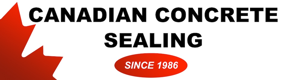 Hamilton, Burlington, Oakville and Area Concrete Sealing